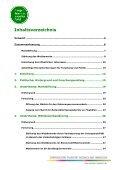 Thematischer Forschungsbericht: Regulierung und Wettbewerb im ... - Page 3