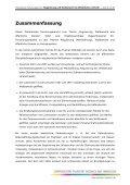 Thematischer Forschungsbericht: Regulierung und Wettbewerb im ... - Page 7
