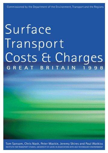 UK - Transport Research & Innovation Portal