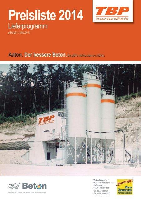 Download - Transport-Beton Ingolstadt