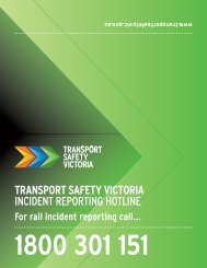 Rail incident reporting card.pdf - Transport Safety Victoria