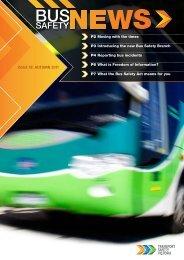 Bus Safety News - April 2011 (PDF, 663.8 KB, 8 pp.) - Transport ...