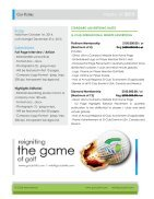 G-CLUB International www.g-clubintl.com info@g-clubintl.com - Page 4