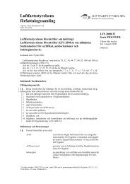 LFS 2008:32 - Transportstyrelsen