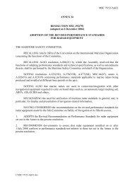 MSC 79/23/Add.2 ANNEX 34 RESOLUTION MSC.192(79) (adopted ...