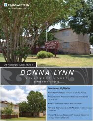 Donna Lynn Flyer New.indd - Transwestern