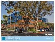 91 Freeway Center Brochure - Transwestern