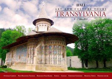 transylvanian_cultural_tour_brochure - Antique Ottoman Rugs in ...