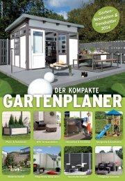 Der kompakte GartenPlaner 2014 24 Seiten
