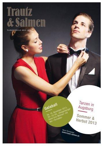Prospekt downloaden - ADTV Tanzschule Trautz und Salmen