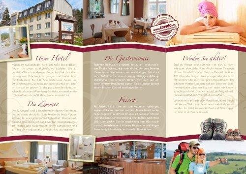 Hausprospekt - travdo Hotels
