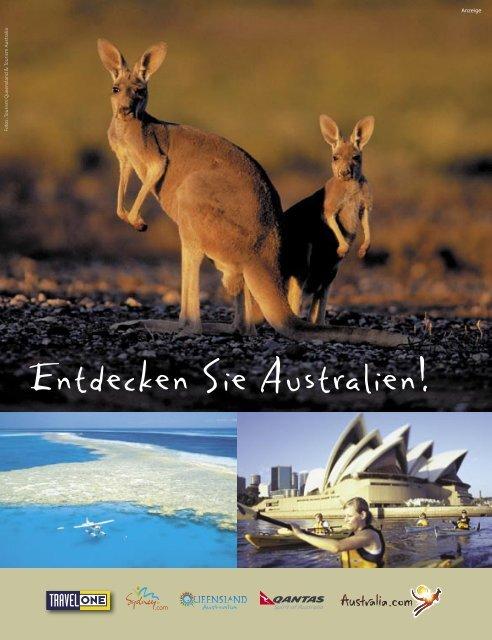 Entdecken Sie Australien! - Travel ONE