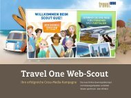 Travel One Web-Scout