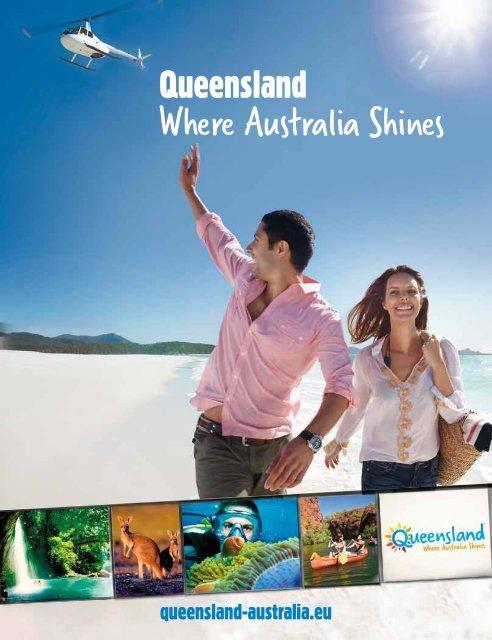 Queensland, Where Australia Shines - Travel ONE