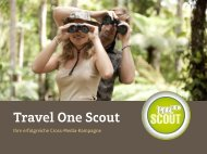 Travel One Scout