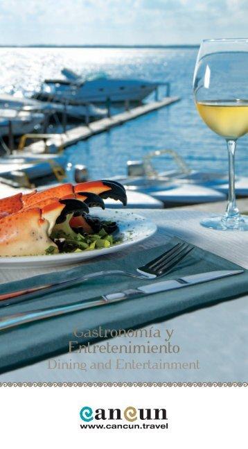 Gastronomía - Cancun