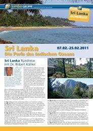 102-2010 Sri Lanka2010_Koehler_Angebote2010N - Travel & More