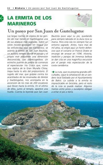 Un paseo por San Juan de Gaztelugatxe - Travel Bug ediciones
