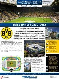 BVB Dortmund 2012/2013 - TRAVELclub