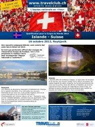 Islande - Travelclub