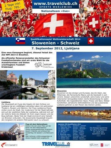 Slowenien - Travelclub