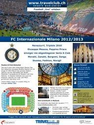 FC Internazionale Milano 2012/2013 - Travelclub