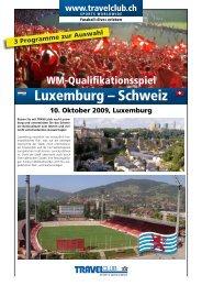 Luxemburg – Schweiz - Travelclub
