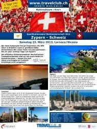 Zypern - Schweiz - Travelclub