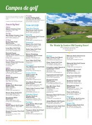 Campos de golf - TravelTex
