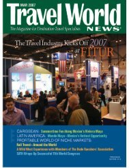 1-0307-Main Book.qxp - Travel World News