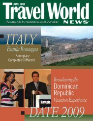 0609 Issue.qxp - Travel World News