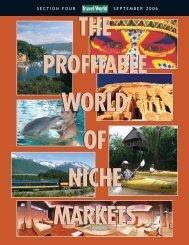 4-0906-Niche Markets.qxp - Travel World News