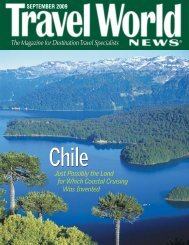 Chile - Travel World News