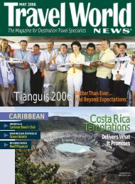 MAY 2006 - Travel World News