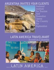 3-1107-Latin America.qxp - Travel World News