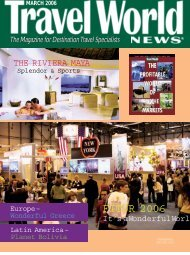 march 2006 - Travel World News