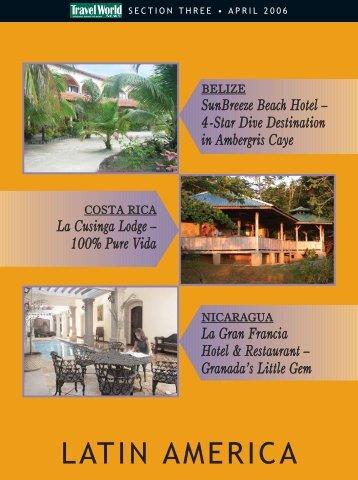 3-0406-Latin America.qxp - Travel World News