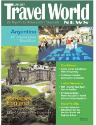 January Industry Events Section.qxp - Travel World News