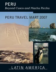 PERU - Travel World News