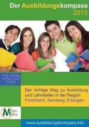 Ausbildungskompass2012 56 Seiten.indd - ausbildungskompass.info