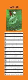 Koledar rojstnih dni - Knjižnica Pavla Golie Trebnje - Page 2