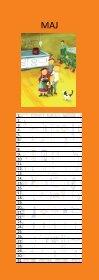 Koledar rojstnih dni - Knjižnica Pavla Golie Trebnje - Page 6