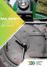 Rail-Safety-News-Issue-7.pdf - Transport Safety Victoria