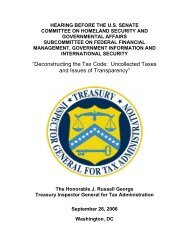 """""""Deconstructing the Tax Code: Uncollected Taxes and Issues of ..."""