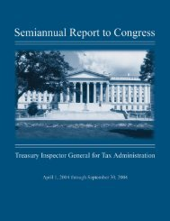 September 30, 2004 - Department of the Treasury