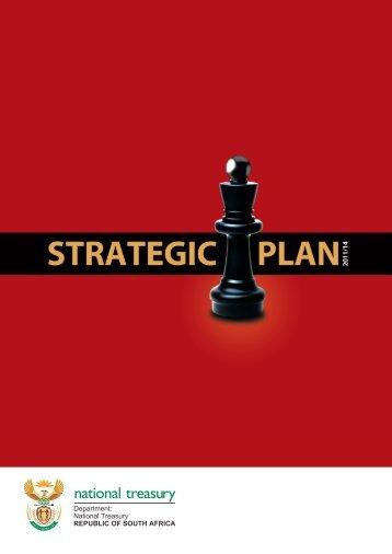 Final NT Strategic Plan 2011-14.indd - National Treasury