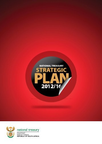 National Treasury Strategic Plan 2012-2016
