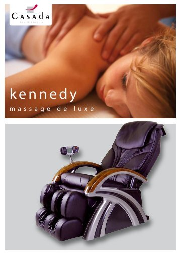 kennedy::massage de luxe