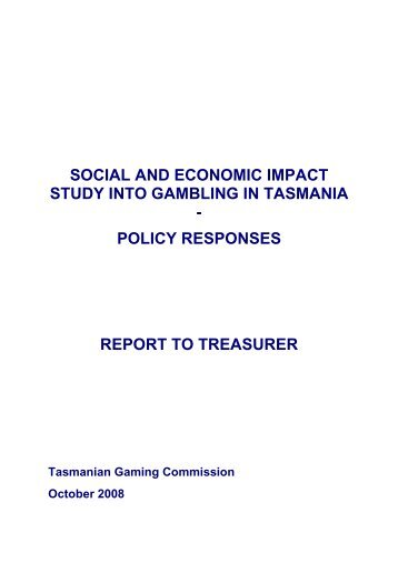 Gambling in connecticut analyzing the economic and social impacts casino offshore online