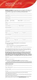 Simply complete this application form and take it with valid photo ID ...